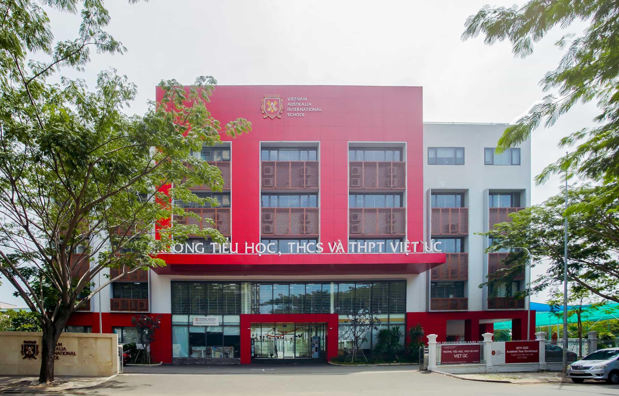 Trường Quốc Tế Việt Úc Đối Diện Cosmo City 2